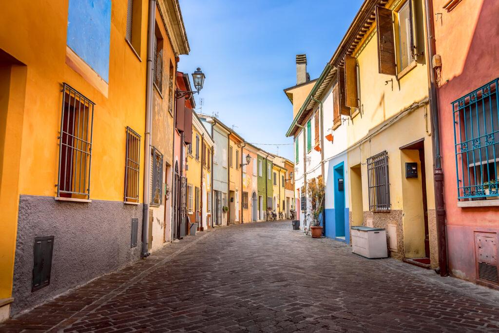 Comprare casa a Rimini: Borgo San Giuliano